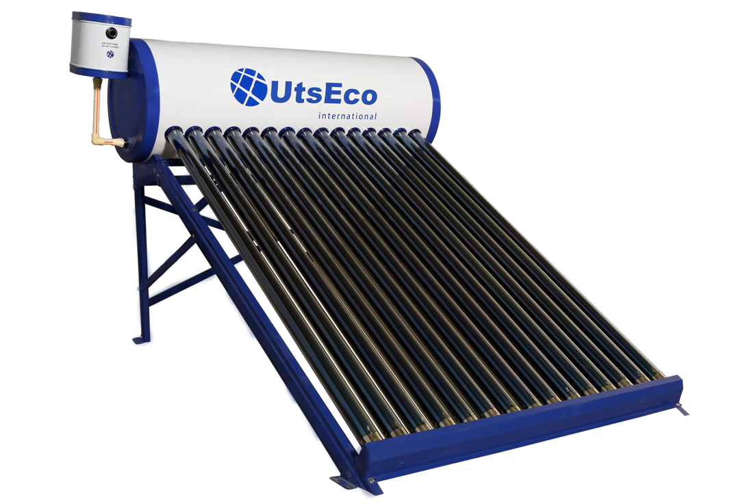 Welcome To Utseco Solar Water Heater An Iso 9001 2008